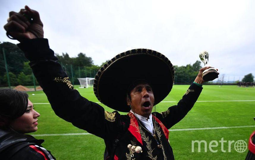 Футбольные болельщики изобретательны. Фото Getty