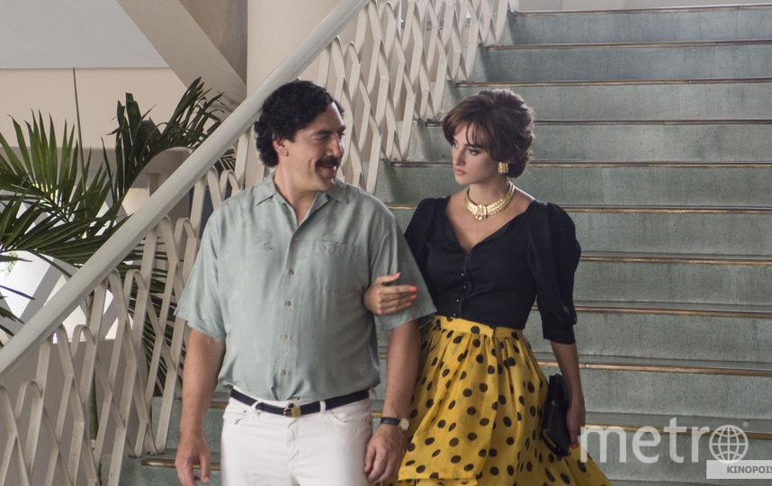 Супруги Бардем и Крус и на экране изобразили любовную пару. Фото  «Каскад фильм», kinopoisk.ru