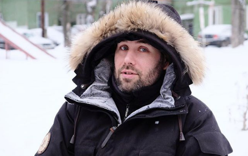Юморист Семён Слепаков. Фото www.instagram.com/slepakovsemyon