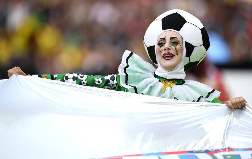 Россия - Саудовская Аравия 5:0: самые отчаянные кадры. Фото Getty