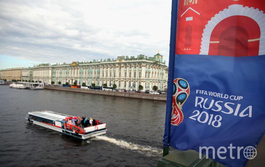 В Петербурге пройдет первый матч в рамках мундиаля. Фото Getty