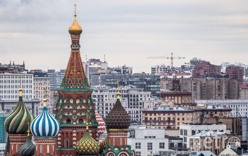 Москва узнает имя нового мэра 9 сентября. Фото AFP