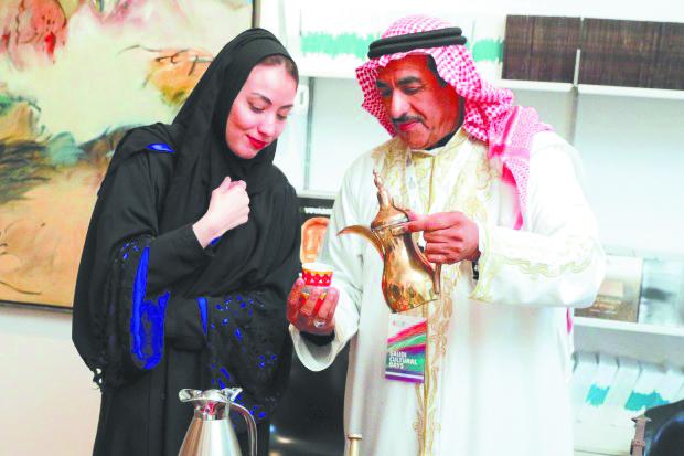 Выставка культуры Саудовской Аравии. Фото Предоставлено организаторами