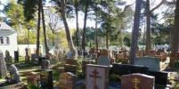 Православные провели «субботник» на русском кладбище в Хельсинки