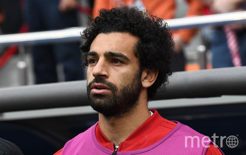 Мохаммед Салах. Фото AFP