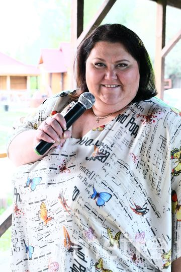 До похудения. Фото из архива Марины., vk.com