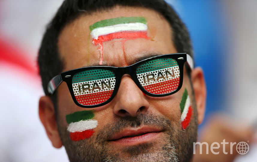 Болельщики сборной Ирана и Марокко произвели настоящий фурор в Санкт-Петербурге. Фото Getty