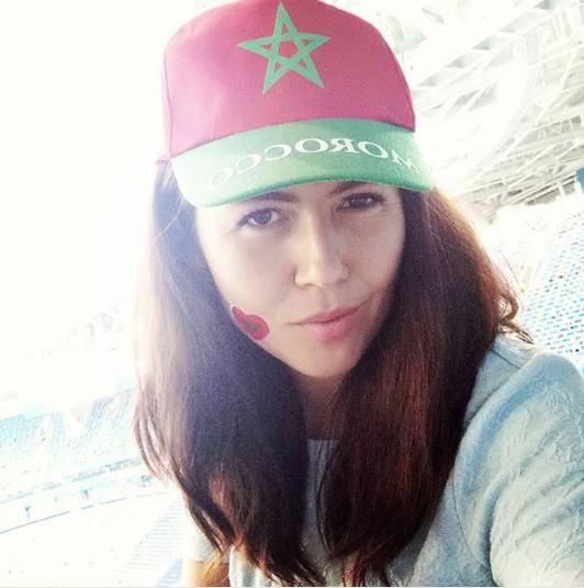 Болельщицы матча Марокко – Иран. Фото Instagram/nelli_iv