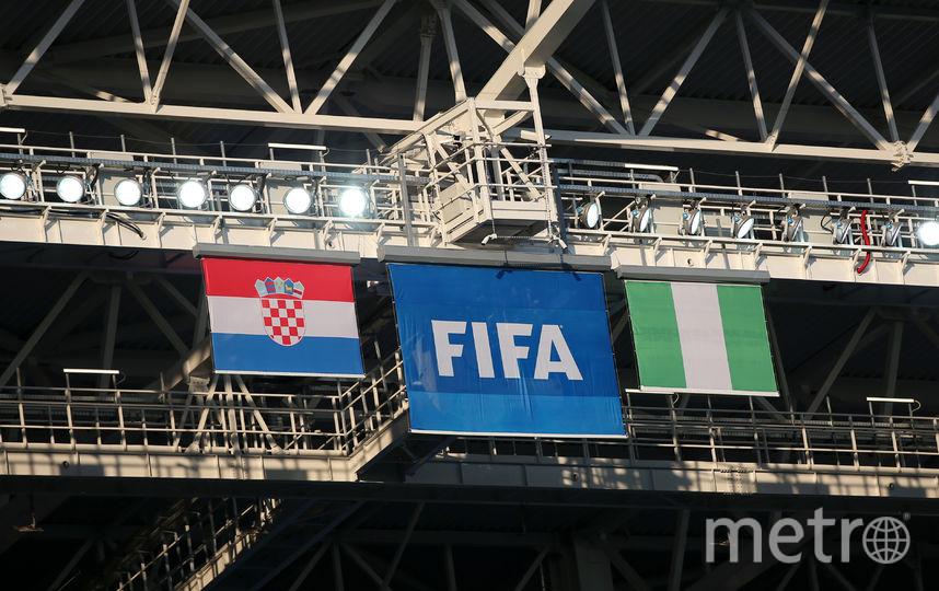 Самые яркие фотографии матча между Нигерией и Хорватией. Фото Getty