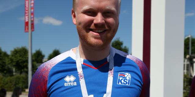 Сигурдур Стейнар Йонссон - племянник Кари Арнассона.
