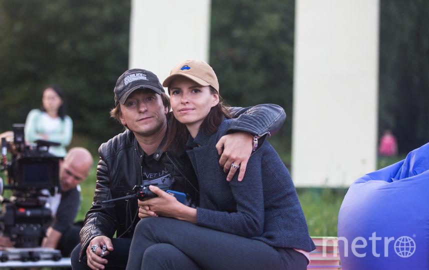Сергей Безруков и Анна Матисон. Фото Предоставлено организаторами