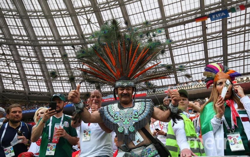 """Матч Германия – Мексика в """"Лужниках"""". Фото Василий Кузьмичёнок, """"Metro"""""""