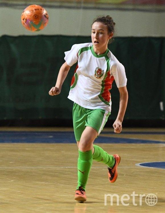 Анастасия Смирнова. Фото Фото предоставлено Coca-Cola.