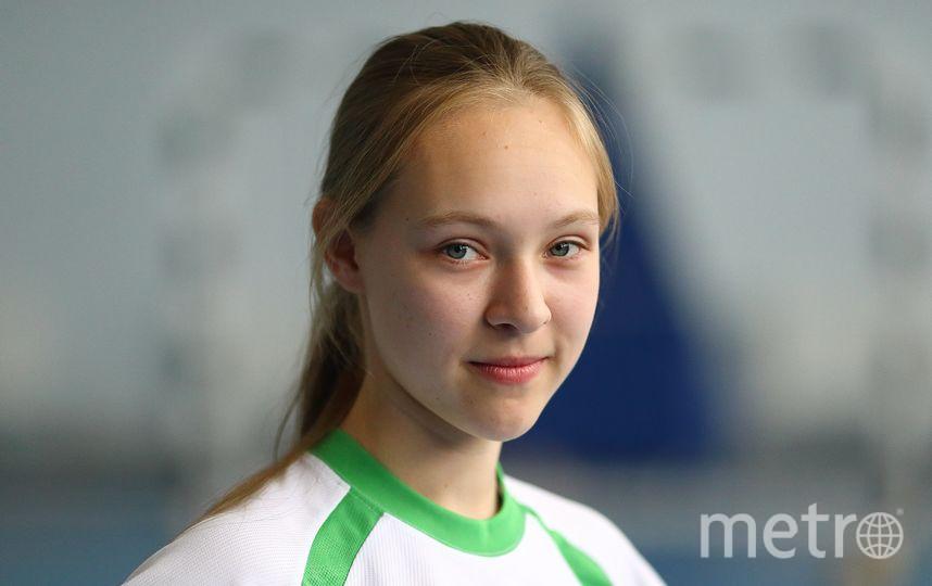 Ангелина Сулейманова. Фото Фото предоставлено Coca-Cola.