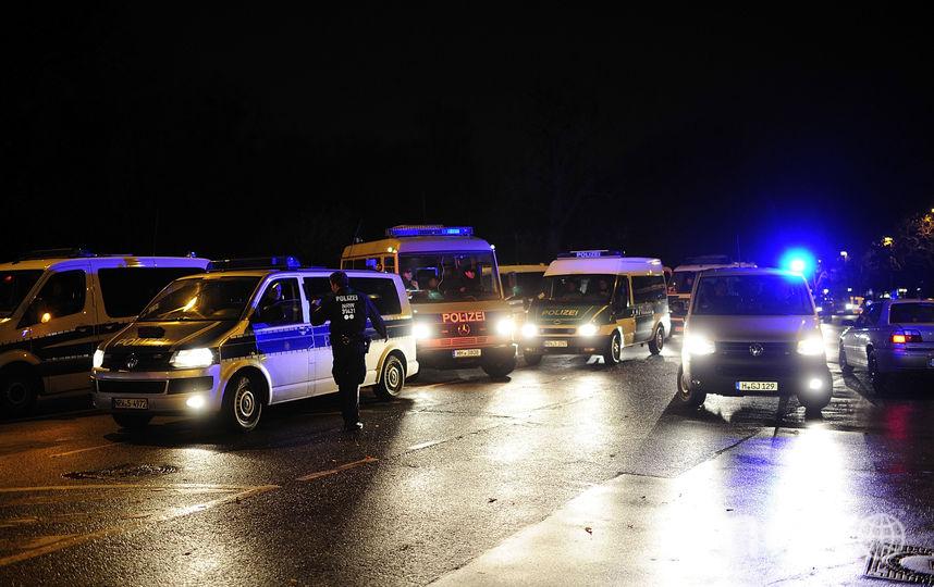 Ещё трое получили ранения. Фото Getty