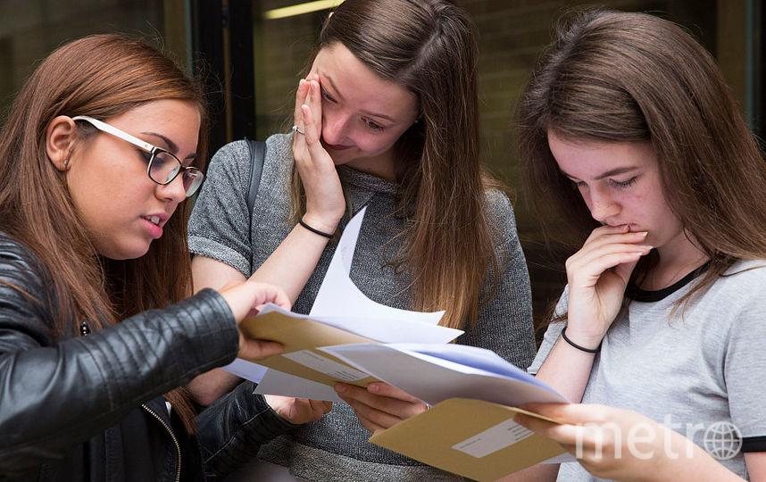 В Петербурге трое выпускников получили по 200 баллов за два ЕГЭ. Фото Getty