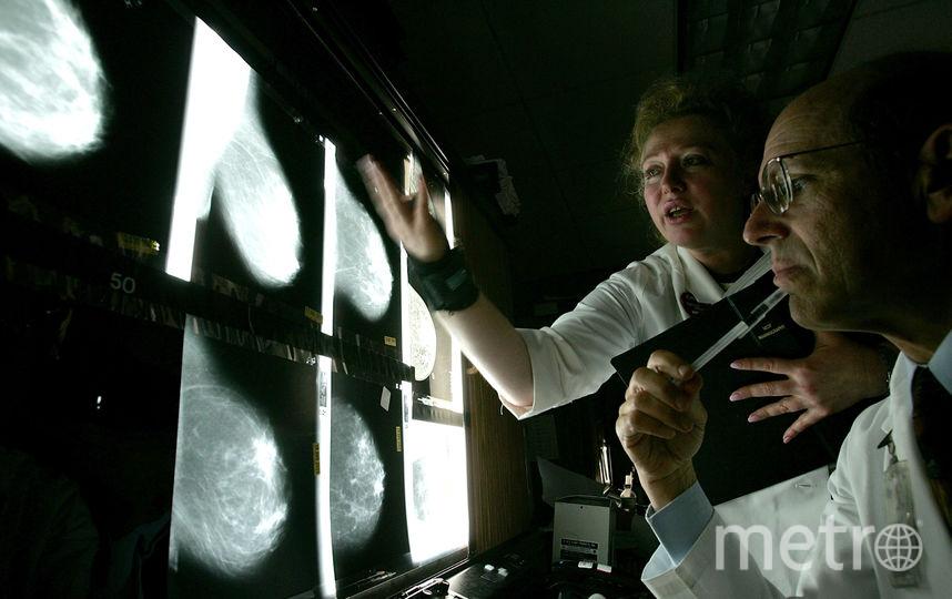 Витамин D может помочь снизить риск заболевания раком груди. Фото Getty