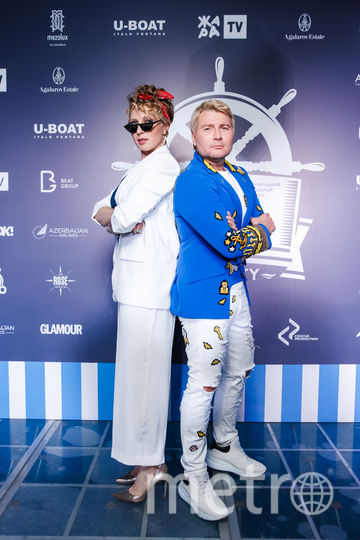 Яна Чурикова и Николай Басков. Фото Яна Чурикова и Николай Басков.