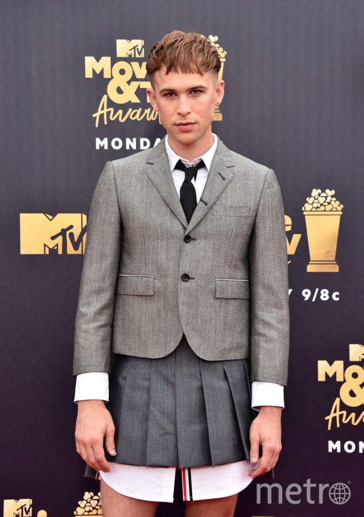 MTV Movie & TV Awards 2018, фотоархив. Фото Getty
