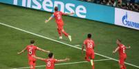 Матч Англия - Тунис на чемпионате мира по футболу: Кейн оформил дубль