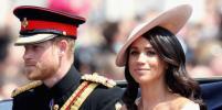Отец Меган Маркл попросил принца Гарри не бить его дочь