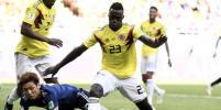 Япония нанесла поражение Колумбии на чемпионате мира по футболу