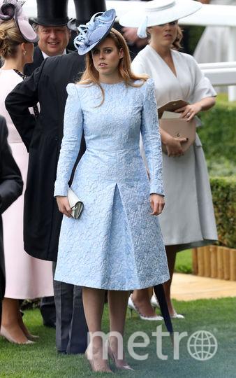 Принцесса Беатрис. Фото Getty