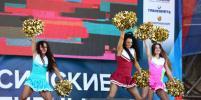 Работники предприятий России сразились в спортивных состязаниях
