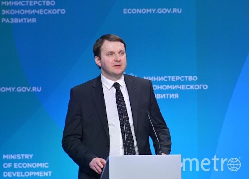 Максим Орешкин. Фото РИА Новости
