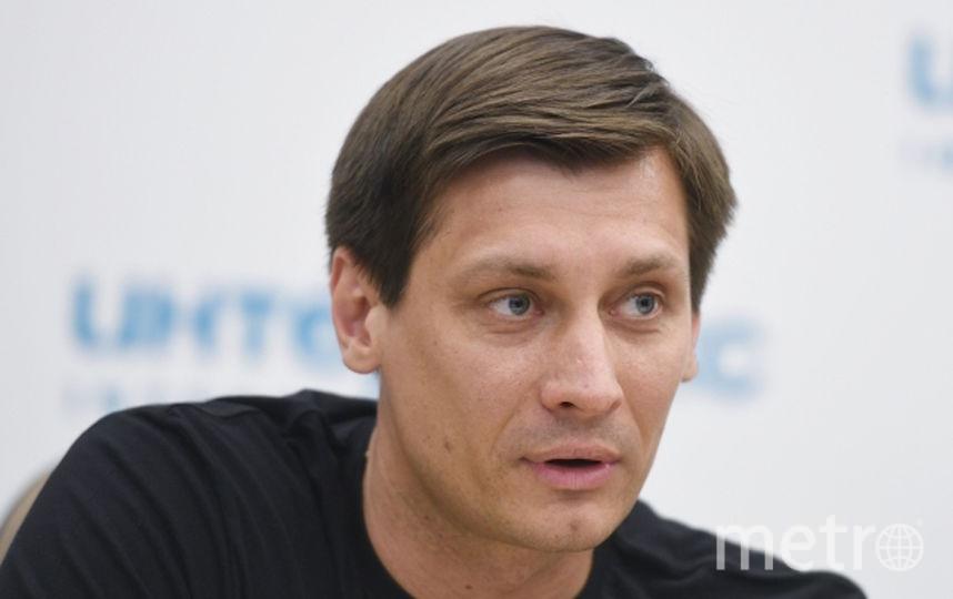 Кандидат в мэры Москвы Дмитрий Гудков. Фото РИА Новости