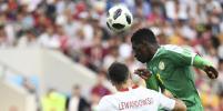 Сборная Польши проиграла команде Сенегала