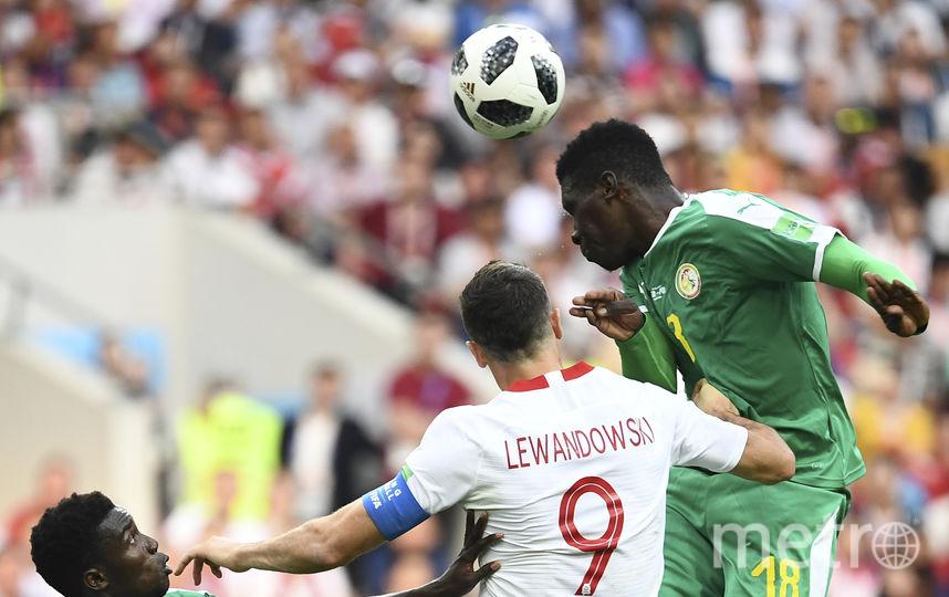 Матч Польша – Сенегал. Фото AFP