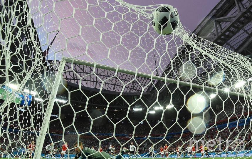 Мохамед Салах забил за Египет в матче с россиянами. Фото AFP