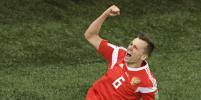 Россия - Египет - 3:1. Черышев вышел в лучшие бомбардиры чемпионата мира