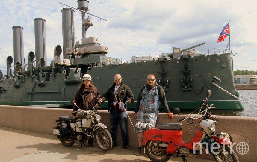 Мартин и Михал. Фото vk.com/petrmicha