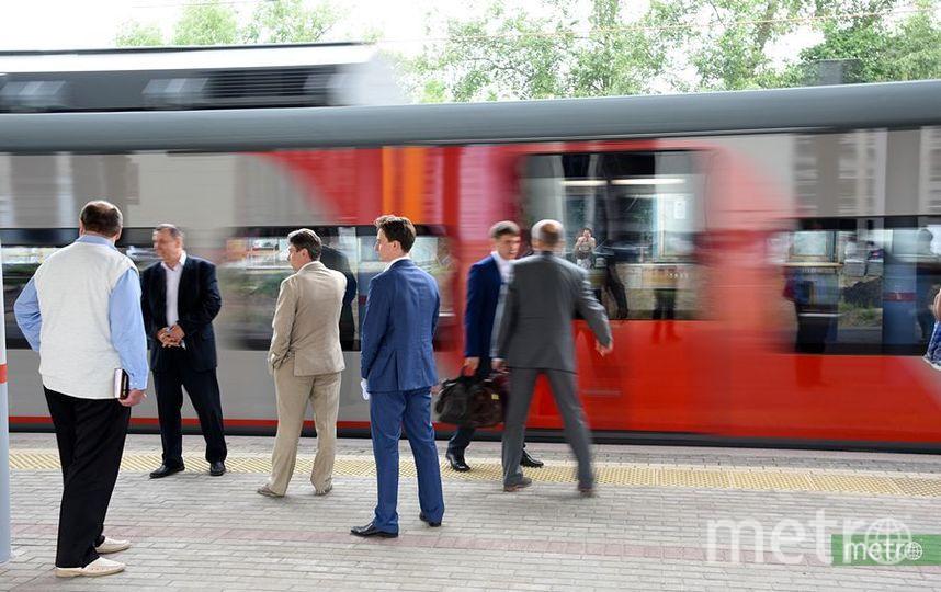 "МЦК. Фото Василий Кузьмичёнок, ""Metro"""