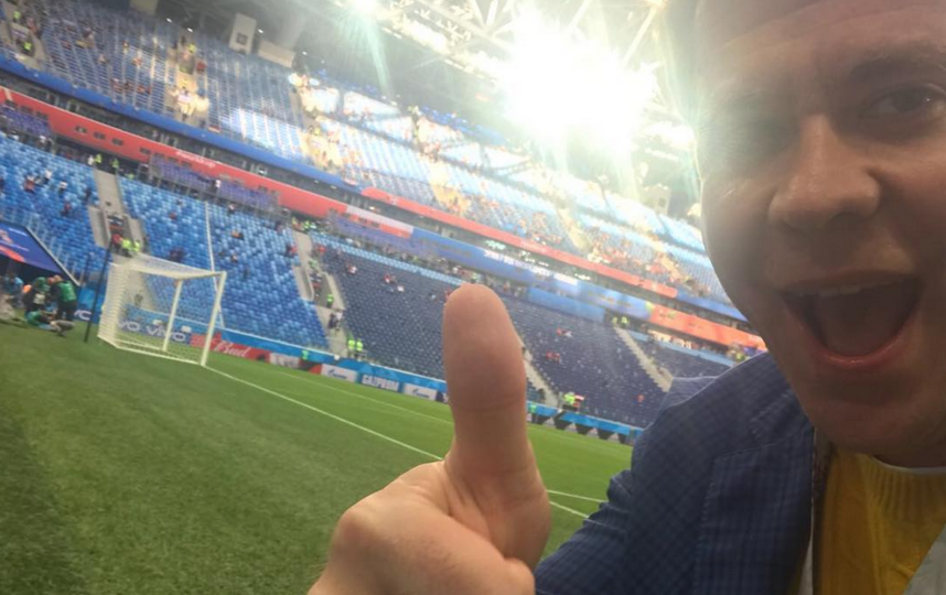 Денис Мацуев. Фото Скриншот Instagram: @matsuevdenis