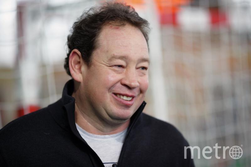 Леонид Слуцкий. Фото РИА Новости
