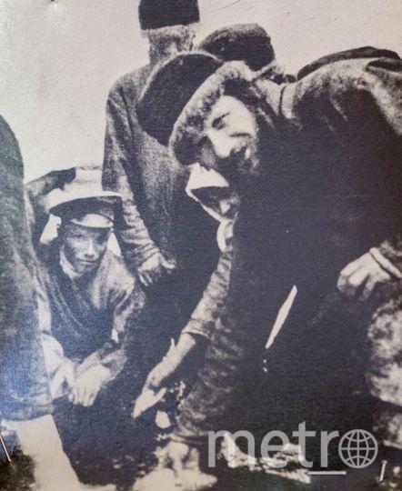 Григорий Распутин. Фото музей Распутина в селе Покровское