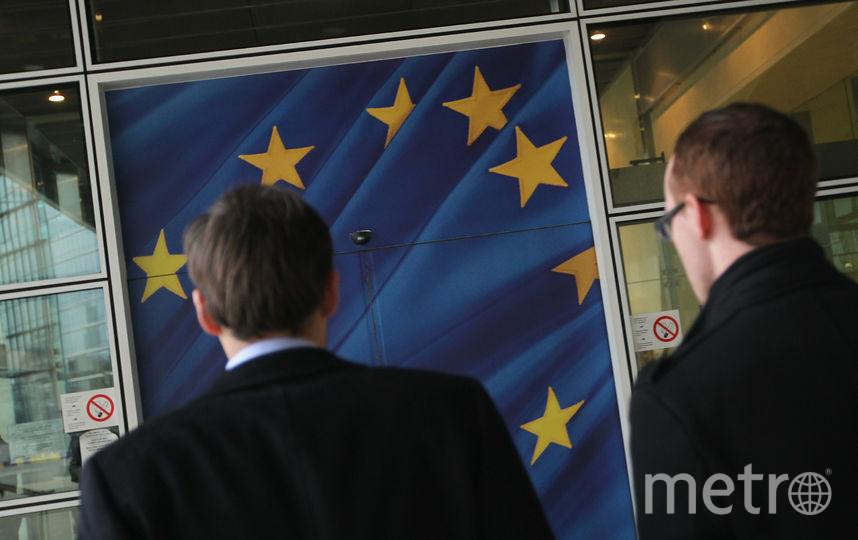 Еврокомиссия. Фото Getty