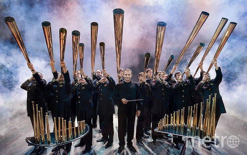 Российский роговой оркестр. Фото Предоставлено организаторами