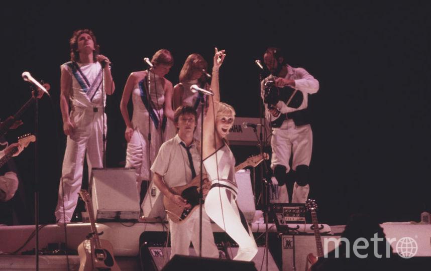 ABBA обнародовала первое фото после воссоединения спустя 35 лет