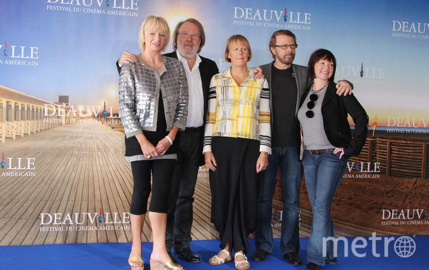 Группа ABBA, фотоархив. Фото Getty