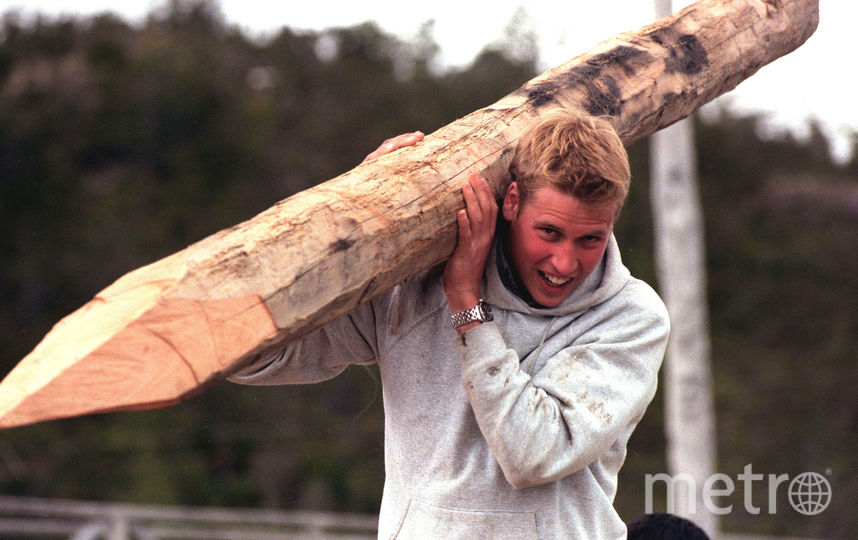 Во время похода в 2000-м году. Фото Getty