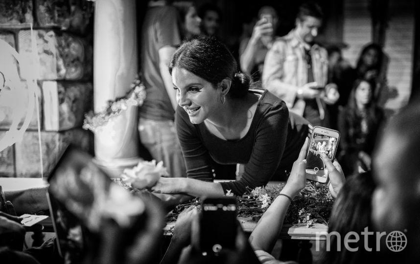 Лана Дель Рей. Фото Getty