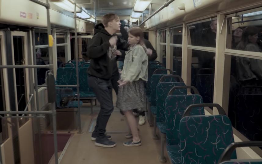 Скриншот из клипа. Фото СЛАВА КПСС, Скриншот Youtube
