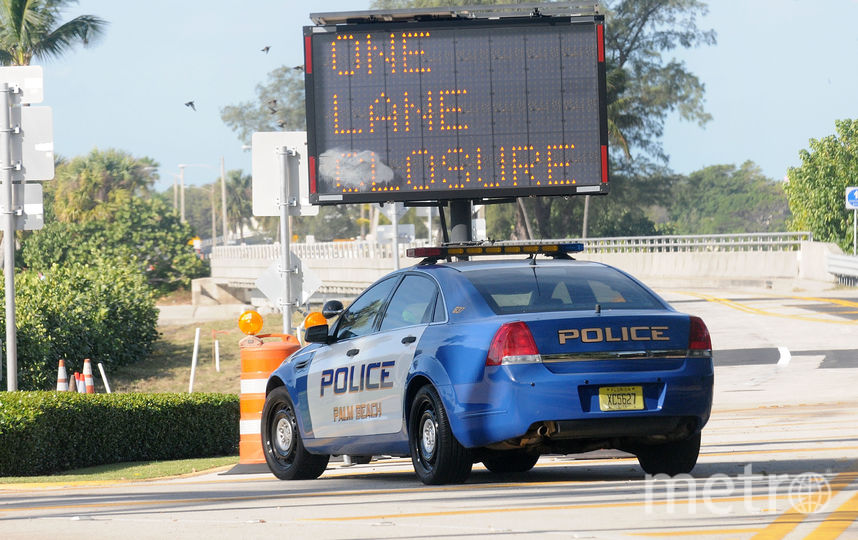 Полиция. Фото Getty