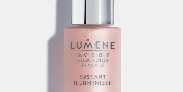 Ухаживающий хайлайтер LUMENE invisible illumination.