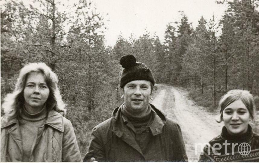 Елена Воронина (слева).