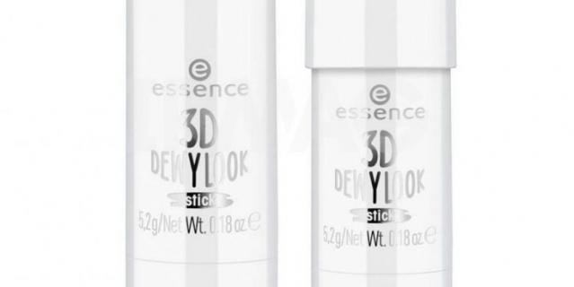 Хайлайтер Essence 3D Dewy Look Stick.